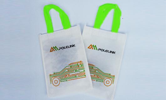 《北汇信息科技 》手提袋设计