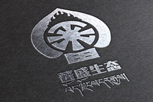 西藏蕃盛生态科技企业标志logo设计