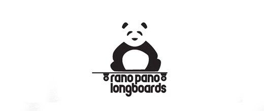 国宝熊猫logo比电影里还萌 - 设计资讯 - 燕清创意-vi