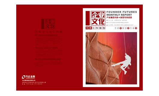 客户名称:方正集团 所属行业:金融证券 服务内容:期刊画册设计 燕清