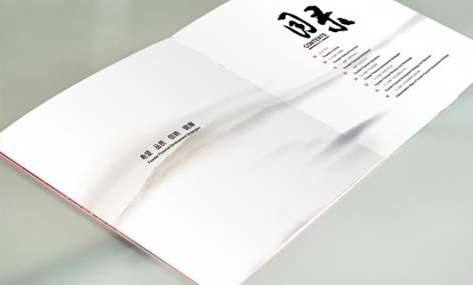 方正和生画册设计图片